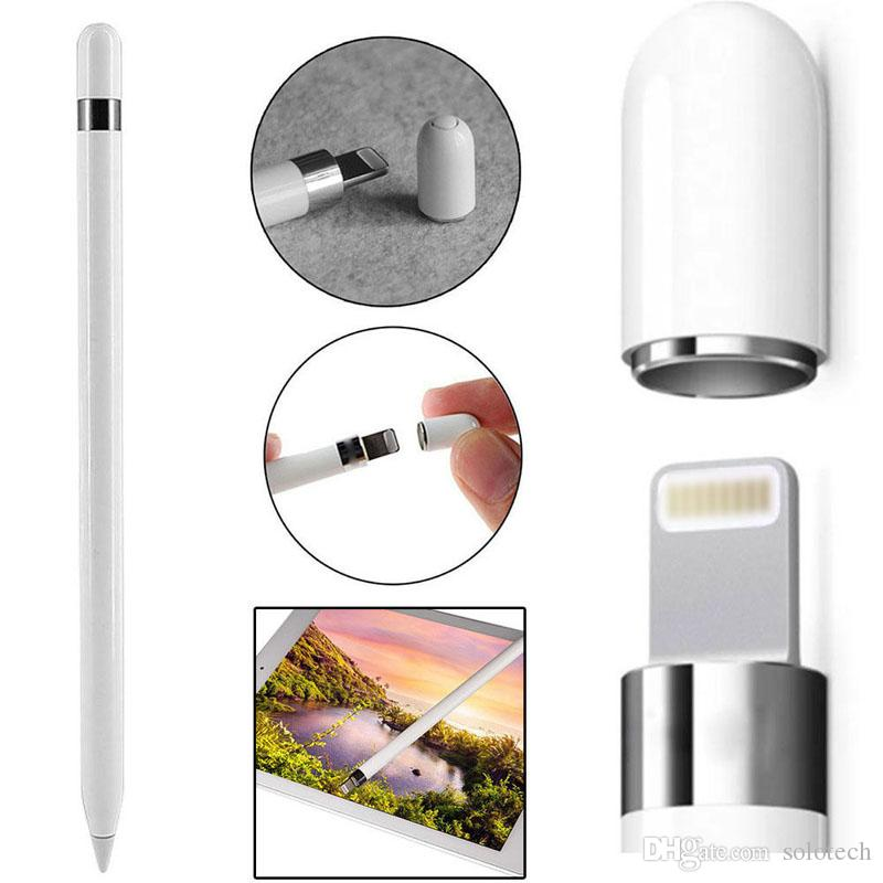 Magnetic Protective Stylus Pen Cap for Apple 9.7 10.5 12.9 iPad Pro Pencil IN US