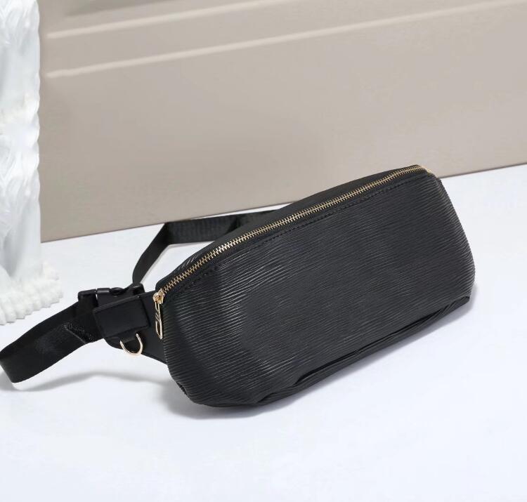 Designer Sacs à main femmes Sacs de luxe Sac de taille Lady Ceinture Sac femmes poitrine célèbre sac à main en gros de haute qualité