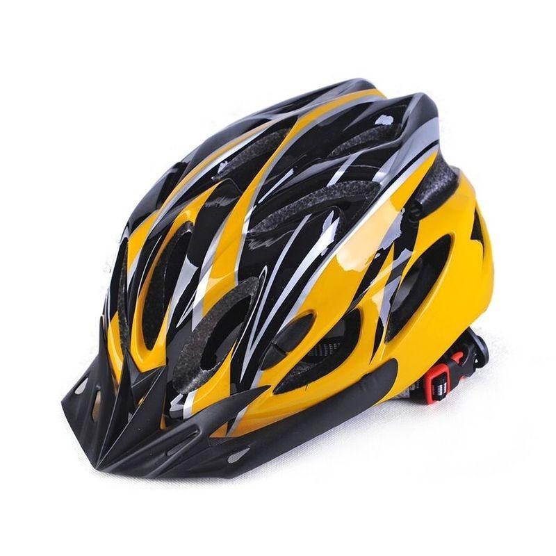 2019 새로운 초경량 안전 스포츠 자전거 헬멧 도로 자전거 헬멧 산악 자전거 MTB 경주 자전거 18 홀 헬멧 하락 배