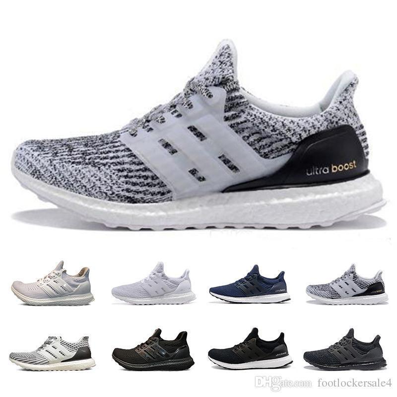 2019 Boîte avec Camo Blanc 3.0 Hommes Chaussures de course Noir Gris 4,0 Femmes Designer sport Chaussures de sport Formateurs Taille nous 5 à 11,5