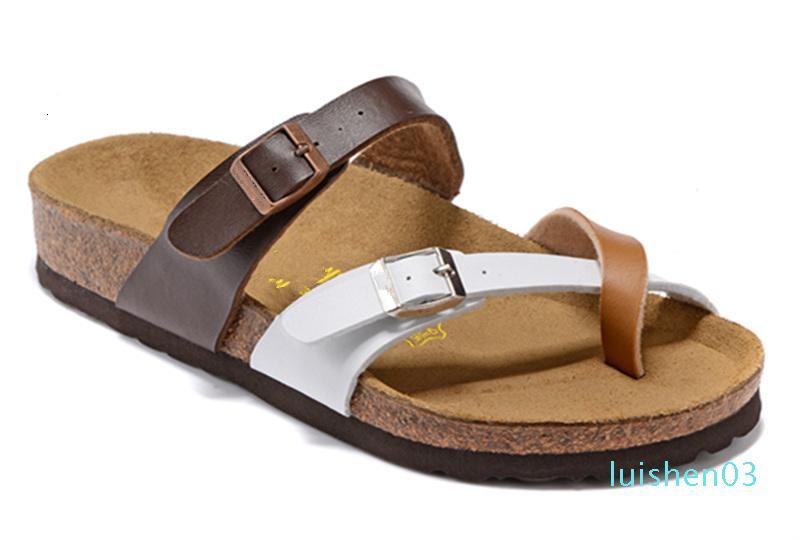 Mayari Florida Arizona 2019 estate calda di vendita delle donne degli uomini pantofole sandali degli appartamenti Cork scarpe casual Beach pantofole AF03 unisex