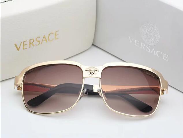 2020 Designer brand men and women's oval sunglasses metal polarized outdoor sunglasses polaroid lenses aviator glasses