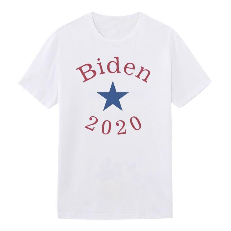 Camisas para hombre del diseñador de moda Marca de moda camiseta causal camiseta corta camisetas para hombre de la manga de la ropa del diseñador M-3XL informal Biden camiseta # 923
