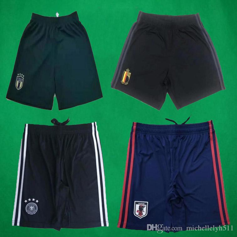 2020 pantalones de México de fútbol pantalones ocasionales de los deportes ITALIA Fútbol Argentina Fútbol Pantalones cortos para hombres uniformes pantalones cortos Bélgica Inicio rojas