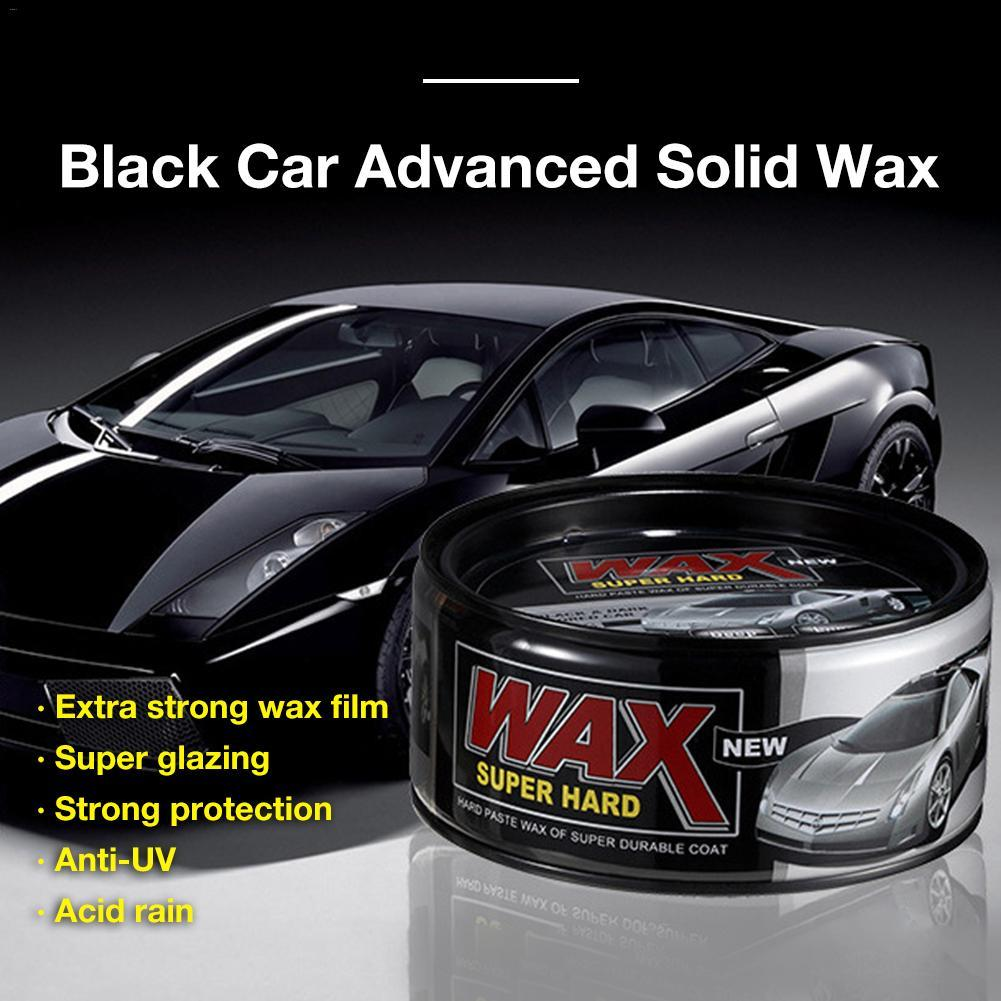 Advanced Black Car Care Repair Wax Clean Wash Hard Polish Waterproof Layer Paint Scratch Removal Wax