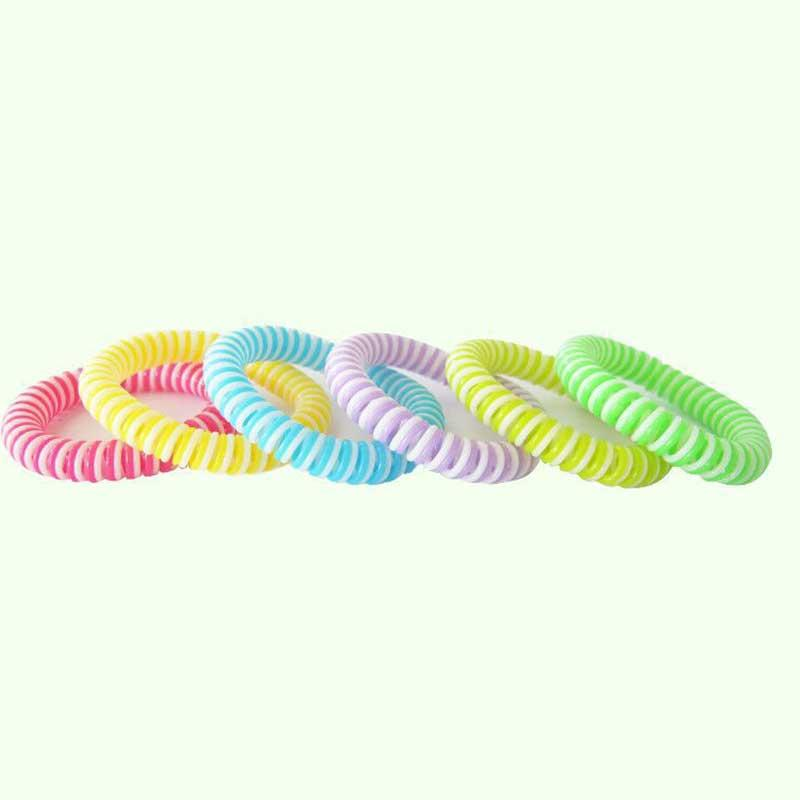 Schnelles Verschiffen Blue Lotus Multifunktions Moskitoabweisende Armband Erwachsene Kinderfußring Kopf Seil Moskitoabweisende R1502
