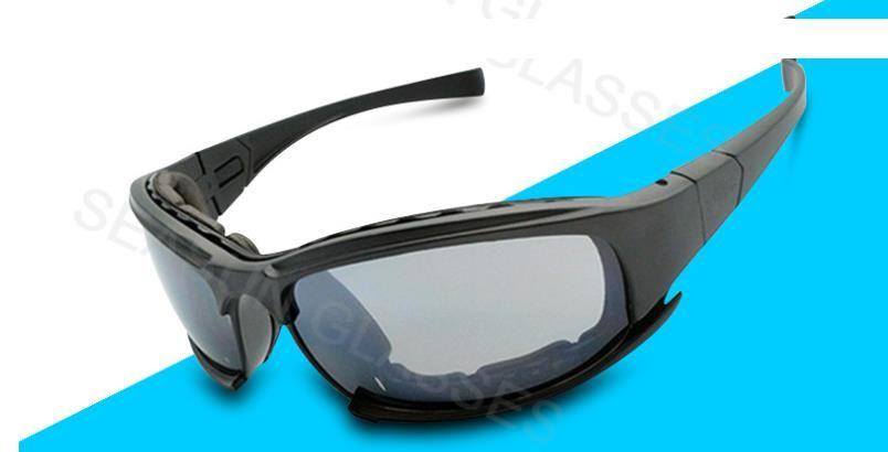 Proteção ocular ao ar livre espelho de areia motocicleta equitação esporte óculos