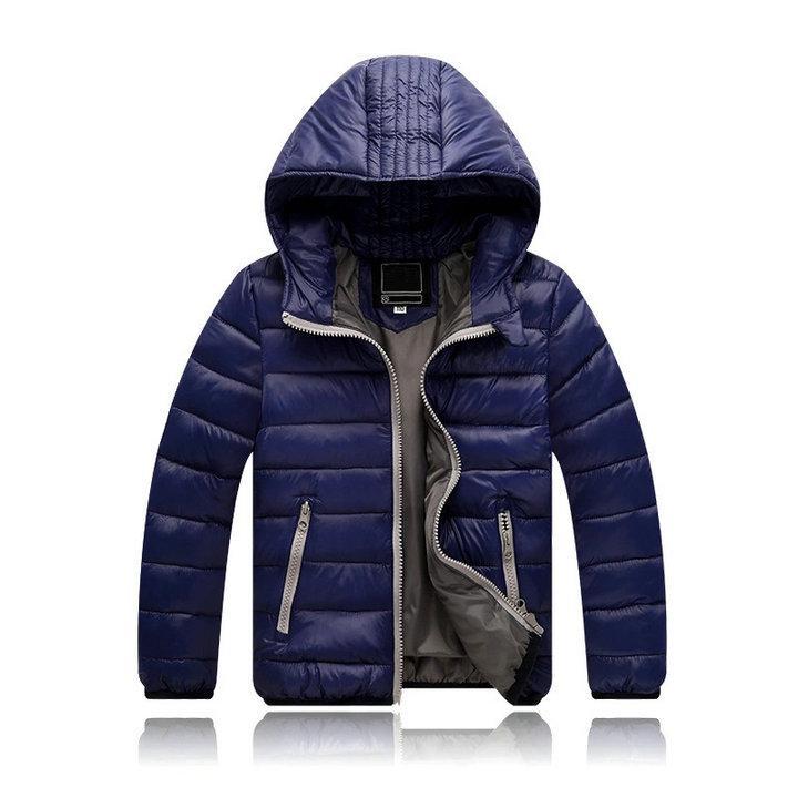 التجزئة السامية الأطفال ملابس خارجية المحشوة بالقطن أسفل مصمم معطف مقنعين سترة الاطفال معطف الشتاء سترة ملابس الأطفال أبلى معطف