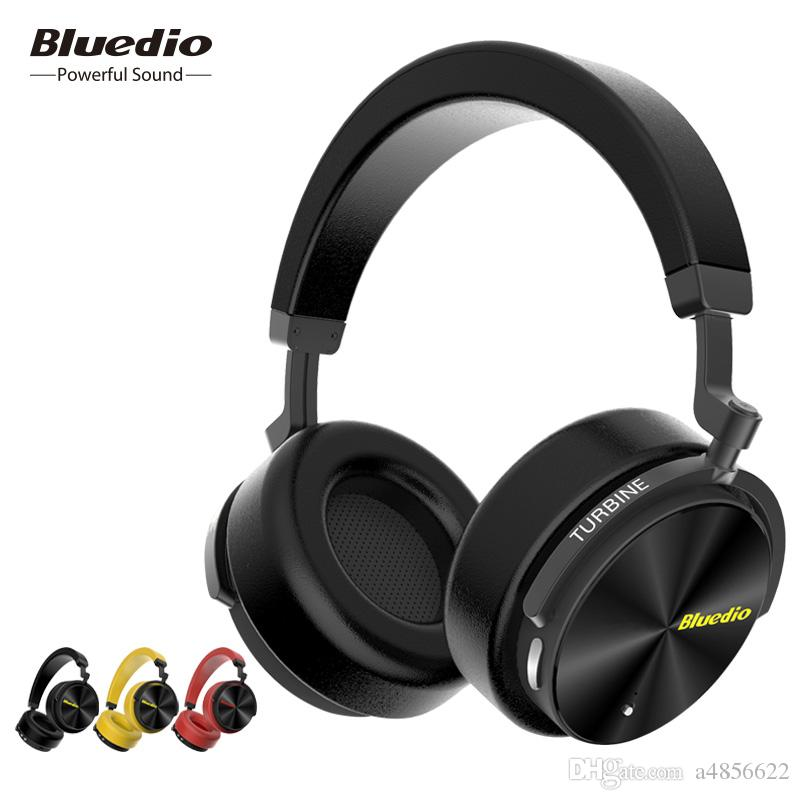 Fantemo T5 Hifi Active Noise Cancelling Headphones Wireless Bluetooth Over Ear Headset With Microphone For Phones Music Good Headphones Headphone Jack From A4856622 60 31 Dhgate Com