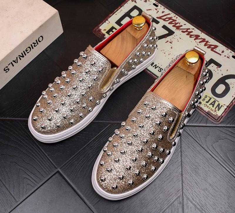 ТОП высокого качества роскошные ботинки сверла воды, высокое качество тенденция мокасины, кожа горячая дрель повседневная обувь, мужские мокасины обувь b29