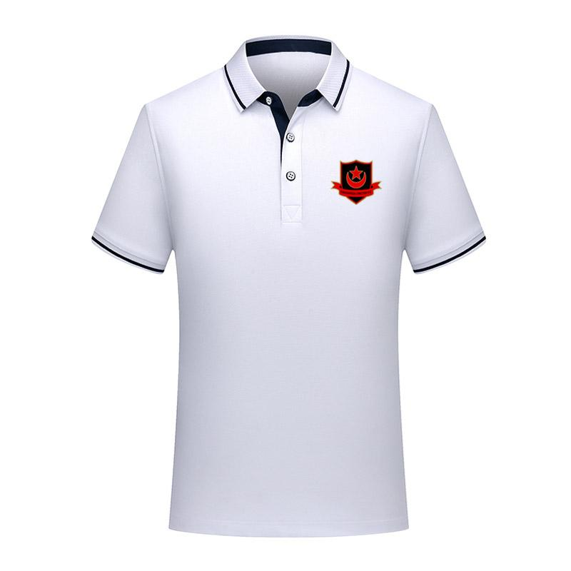 2020 Drogheda Football Soccer Jersey Sport Polos hommes Marque Polo polos de formation à manches courtes adultes football polos POLO fans TOPS