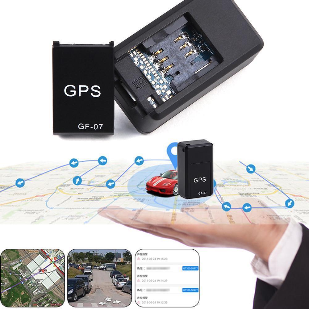 Mini Rastreador Dispositivo de escucha magnético con Sim Libre y Tarjeta de memoria 4GB