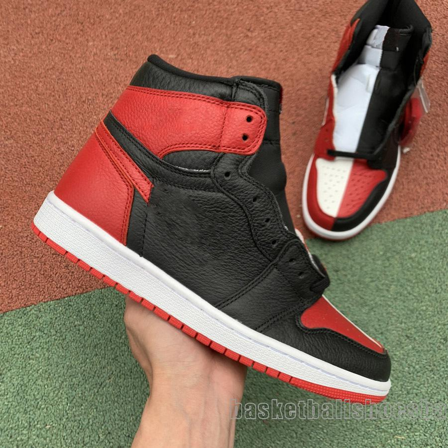 zapatos de baloncesto de salida de alta OG NRG homenaje a rojo para hombre Inicio Negro Obsidiana UNC UNC Patente Jumpman zapatillas de deporte estilista entrenadores con la caja