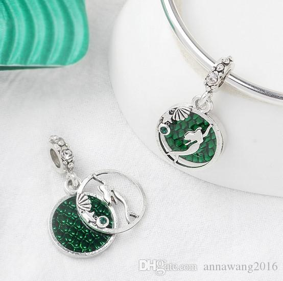 ariel pandora charms