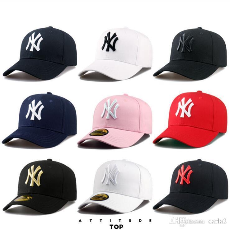 Hot fashion snapback berretto da baseball per uomo donna casquette sport hip hop mens berretto da basket regolabile osso gorra a buon mercato