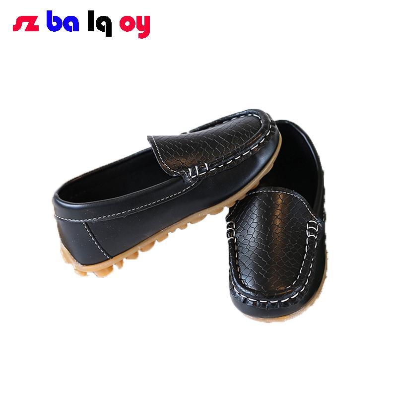 La fille, 2020 version coréenne de chaussures Pois pour les enfants chaussures couleur bonbon tendon couleur solide semelle garçons et filles