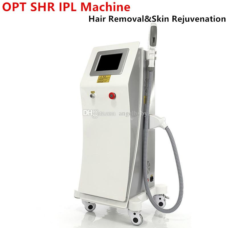 7 Filters OPT Shr Beauty Equipment Elight Skin Rejuvenation Vascular Acne Therapy Pigment Removal IPL Hair Removal Machine