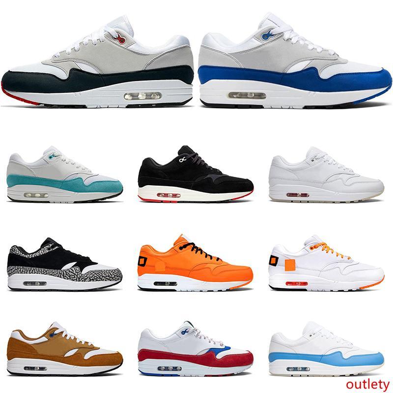 2020 Nouvelle Arrivée Chaussures De Course Hommes Femmes Patch élevé blanc rouge orange atomique teal parra jaune éléphant Sports De Plein Air sneakers Taille 36-45