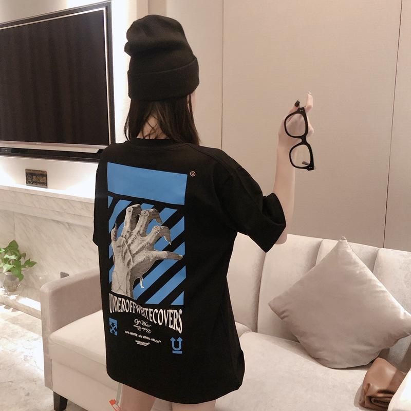 2020 hombres de alta calidad de manga corta de moda de verano camiseta casual cómodo cuello redondo camiseta ropa de moda LO6NO9HLTJ59