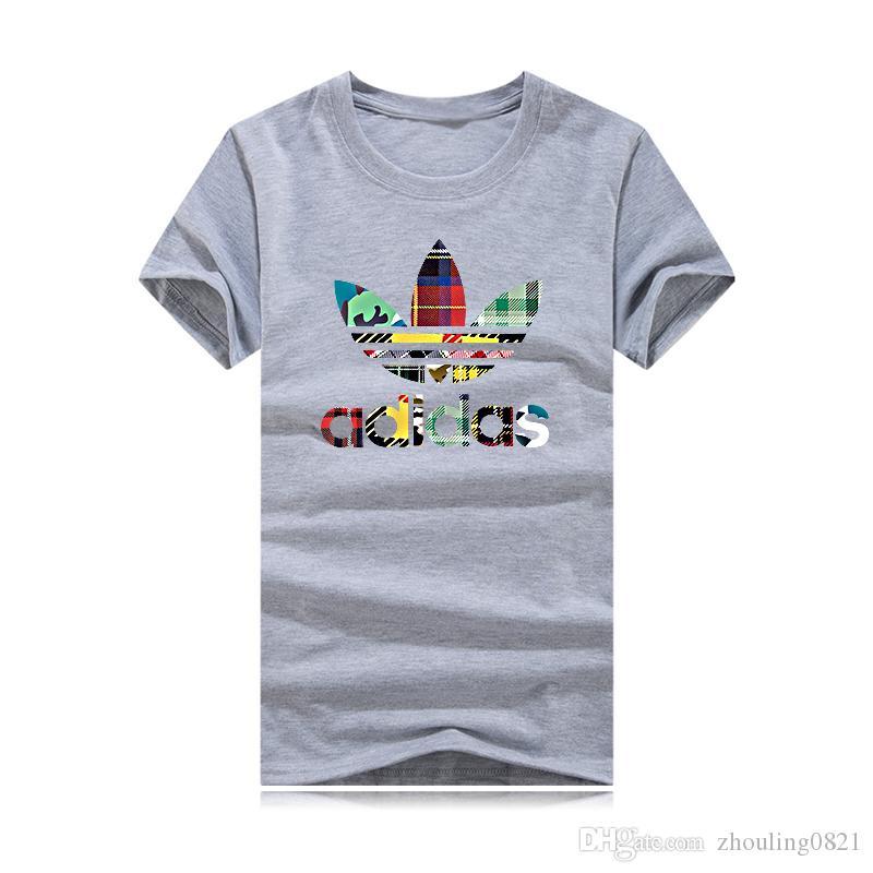 New Hot vente Hommes Femmes T-shirts manches courtes d'été Mode Classic Design Vêtements d'impression unisexe Casual T-shirt C133