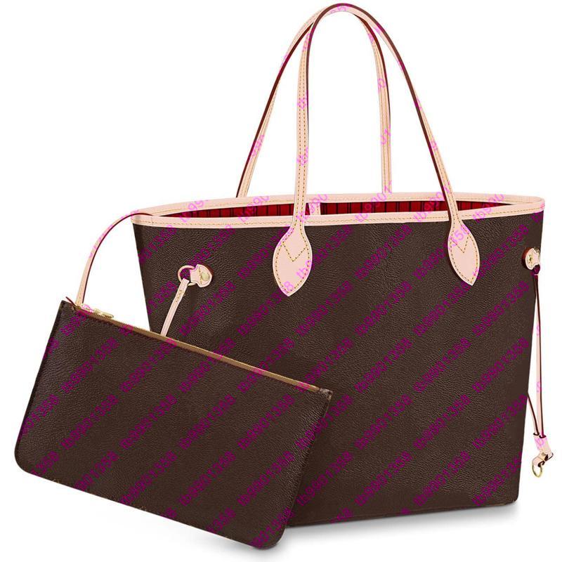 tasarımcı lüks çanta çantalar orijinal renk değiştirerek deri malzeme alışveriş çantası Seri numarası kaliteli MM szie ile gelen
