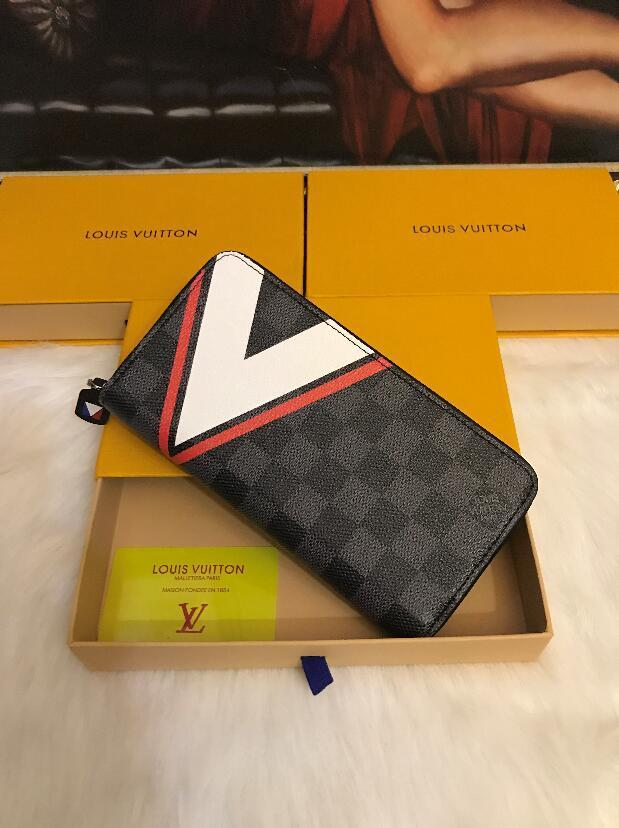 Single zipper WALLET the most stylish way to carry around money, cards and coins famous a4