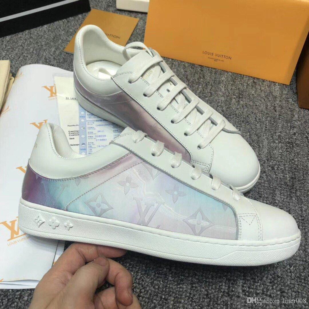 chaussures blanches bas-top dernière mode des hommes de haute qualité dames noir forcé comme haut sommet neutre un casual chaussures