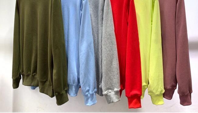 Erkek Tasarımcı T Shirt Sonbahar Kış Erkekler 108 Uzun Kollu Hoodie Hip Hop Tişörtü Ceket Rahat Giysiler Kazak Adası Kazak M-2XL 811