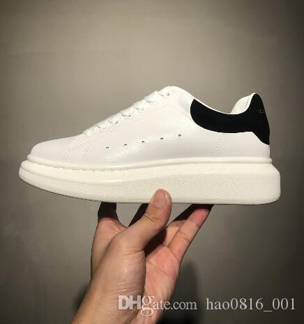 réfléchissant au Royaume-Uni mens chaussures de marque 2019 mode design de luxe femmes chaussures Parti plate-forme baskets casual EUR 36-44