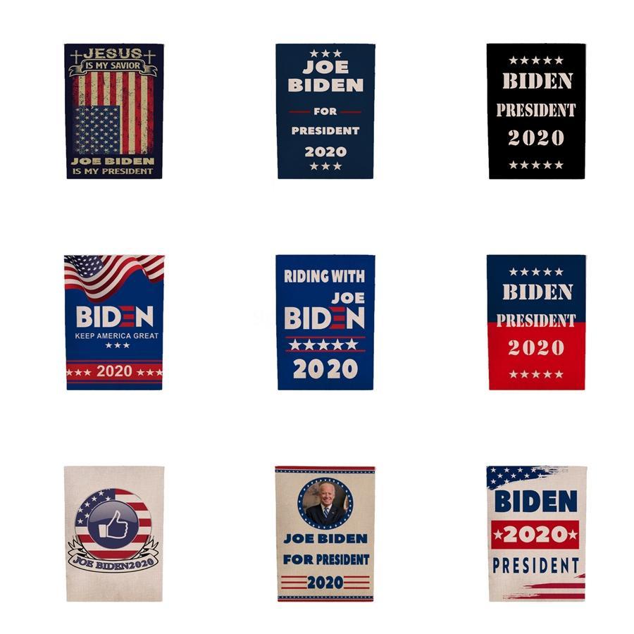 Moda Biden 2020 Bandiera 45 * 30cm Classic Donald Keep America Grande Digital Print Usa Banner decorazione del partito Ljj_Ta1480 # 568
