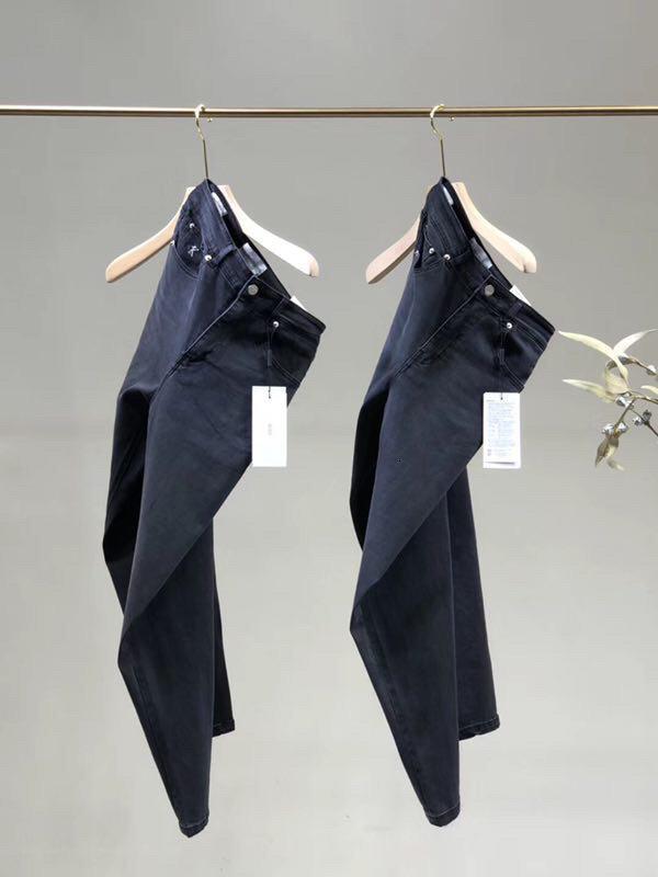 2020 haute qualité femmes jeans printemps et Automne Mode denim Pantalon casual Confortable Casual Pantalon hk77