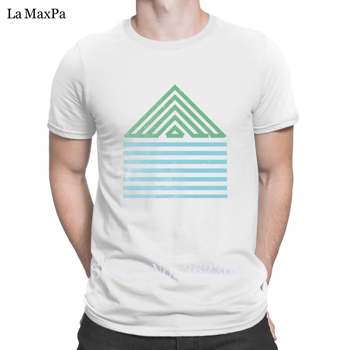Loisirs T-shirt Vintage Mountain Adventure Homme Homme T-shirt humoristique T-shirt coton pour hommes de qualité supérieure