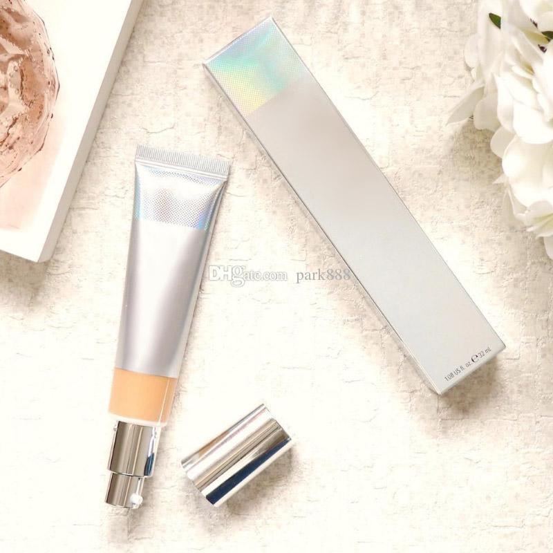2019 Yeni yayımlanan Marka kozmetik Gümüş Cildiniz daha iyi CC + nemlendirici krem, serum ışık \ orta DHL ücretsiz gönderim şişe