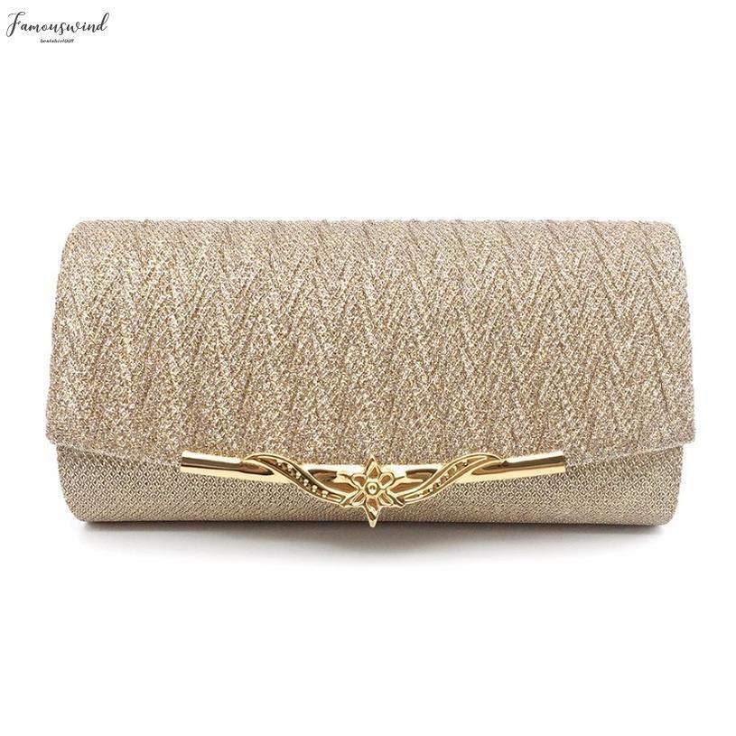 Fashion Women Evening Bag Brand Party Banquet Glitter Bag For Ladies Wedding Clutches Handbag Shoulder Bag Bolsas Mujer