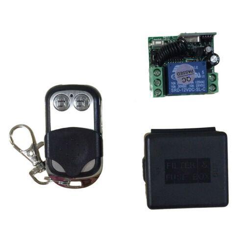 433 МГц Беспроводной пульт дистанционного управления переключатель модуля передатчика DC12V 10MA реле ХОРОШО