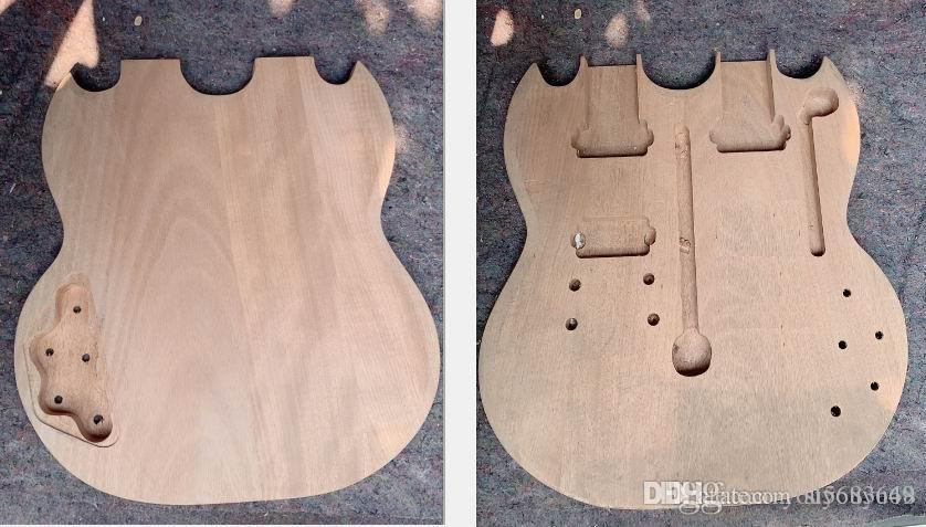 الرقبة مزدوجة الجسم الغيتار الكهربائي عن 1275 نموذج