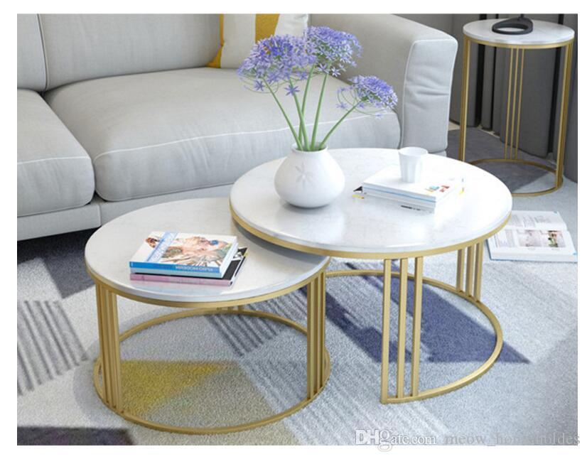 2019 Marble Tea Table Living Room Round Tea Tables Simple Tea Tables Modern  Simple Creative Teas Machine Table From Meow_householdes, $590.96 | ...