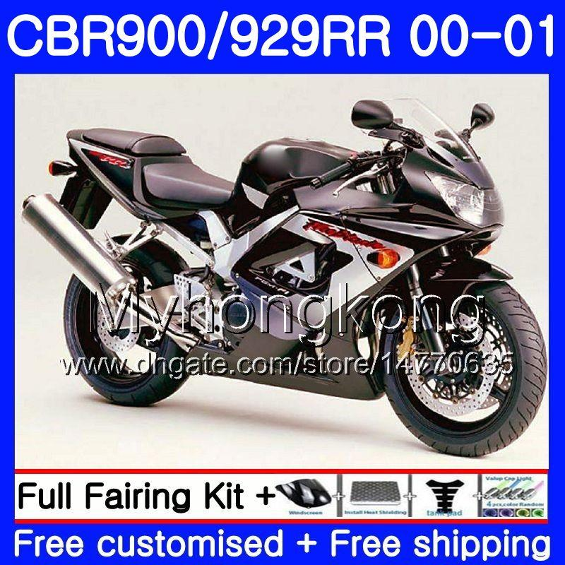 Honda CBR600 CBR 600 F2 F3 F4 F4i 900RR 929RR 954RR 929 954 RR BLACK MIRRORS
