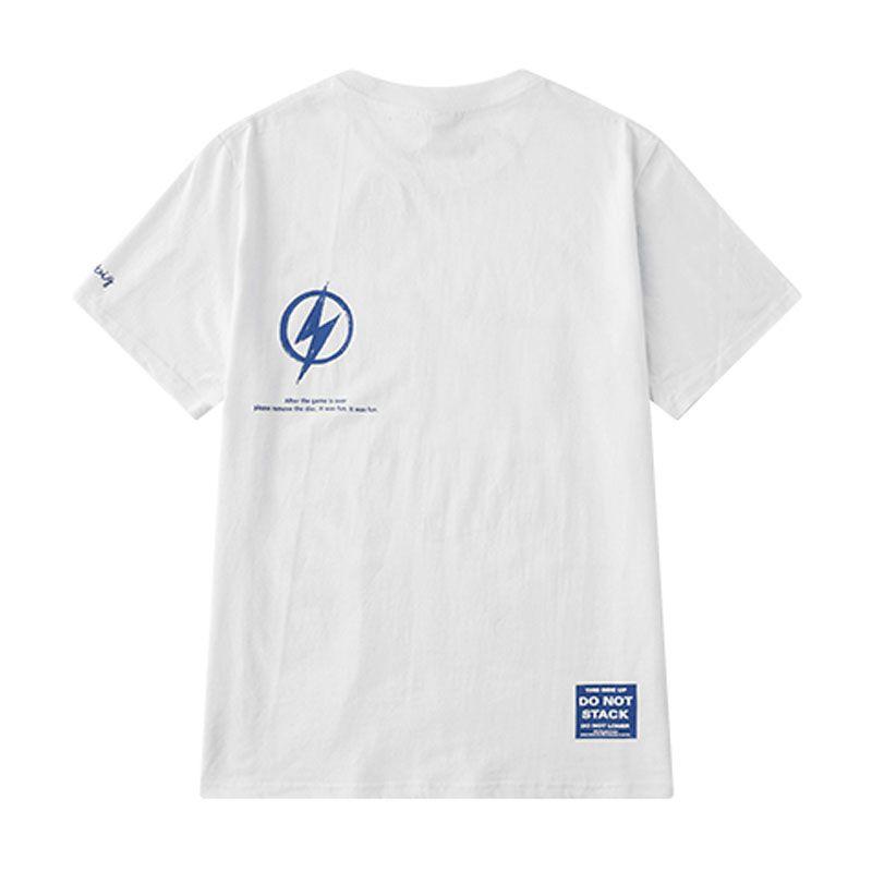 Новая мода Женская футболки Повседневная Женщины Hip Hop Короткие рукава высокого качества Мужчины женщин лето