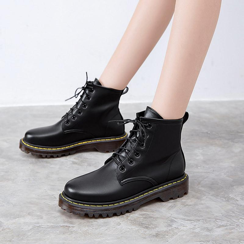 Ankle Combat Boots For Women