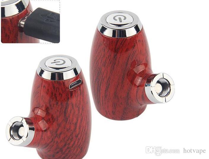 Vape ручка батареи, курение трубки портативное устройство густое масло коробка мод подогревать испаритель e сигареты трубы распускания почек Vape испаритель DHL бесплатно