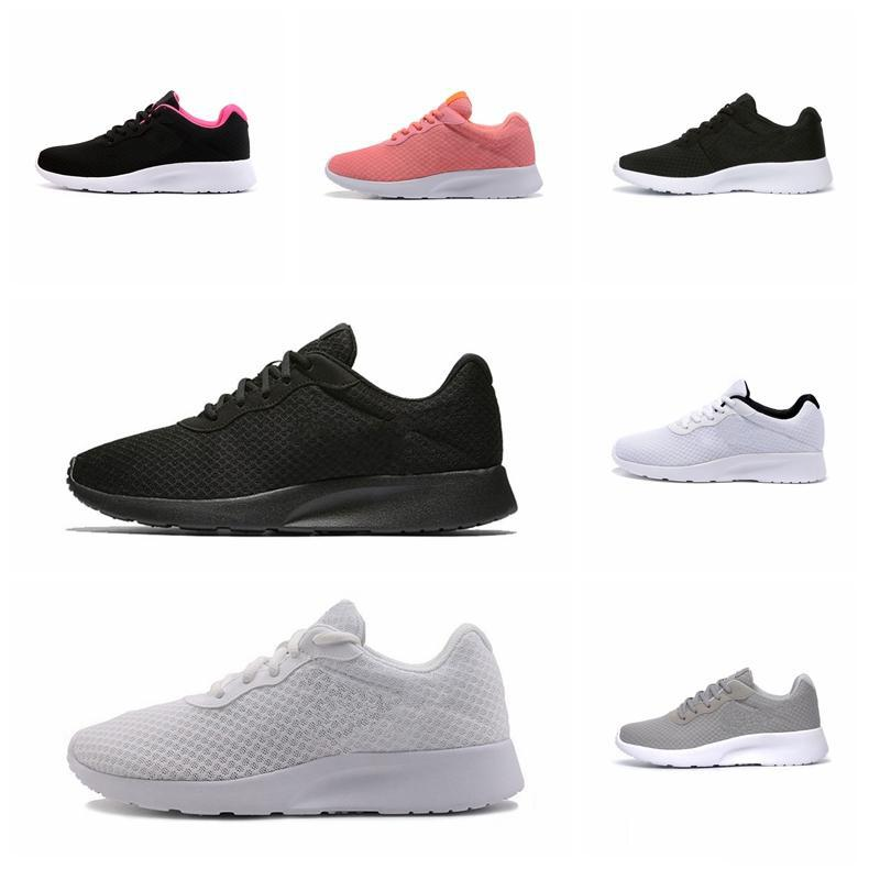 Top Quality 2019 Atacado Tanjun Hot Sale Olímpicos de Londres 3,0 Running Shoes Homens Mulheres multicolor Casual malhagem correndo EUR36-45