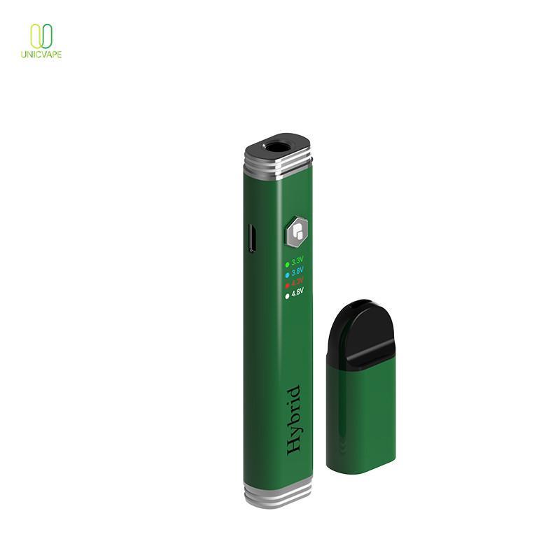 Vape Для воска E сиг Pod Тонкий Dab Pen С Cost 4.8V Высокое напряжение Эффективное Ойл Vape Pen