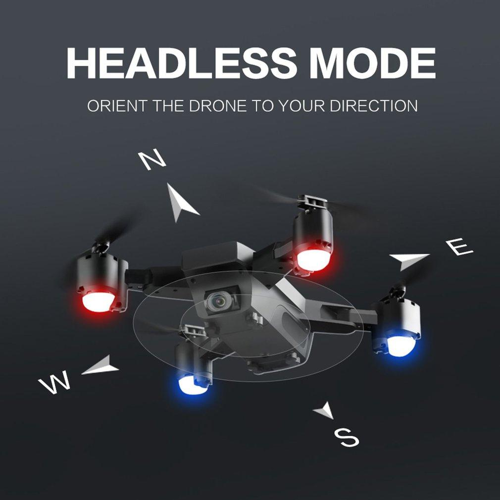 SMRC S20 Foldabe 6 Mini Gyro Wifi Axles RC Drone avec caméra HD grand angle 1080P SMRC S20 2.4G Altitude attente RC Quadcopter zx