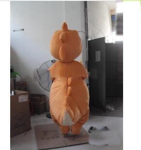 En gros-haut chaud Taille adulte Costumes Personnalisées dragon mascotte Robe Cartoon Livraison gratuite Custom Made toute taille