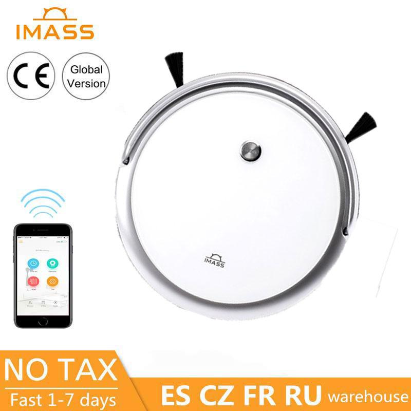 2020 Wholesale Robot Vacuum Cleaner Automatic Sweeping Dust Mopping Mobile Home Smart Cleaning App Remote Control Wireless Robotic From Zhongfucell 262 62 Dhgate Com