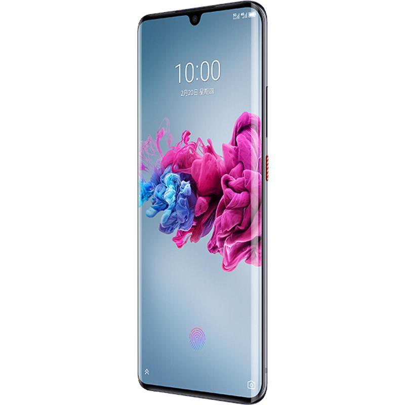 "ZTE origine Axon 11 5G Téléphone mobile 6Go RAM 128Go ROM Snapdragon 765g Octa base Android 6.47"" Plein écran 64.0MP ID d'empreintes digitales Cell Phone"