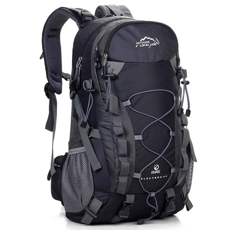 Cross Border for Local Lion 40L Backpack Outdoor Bag Men And Women Backpack Sports Bag Outdoor Wholesale 443