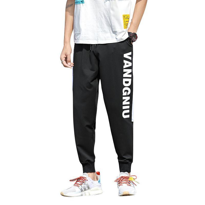 Jogger Pants Men Cargo Pants Streewear Hip Hop Quality Long Man Clothing GYM Trouser Fashion Patchwork Pencil Fitness