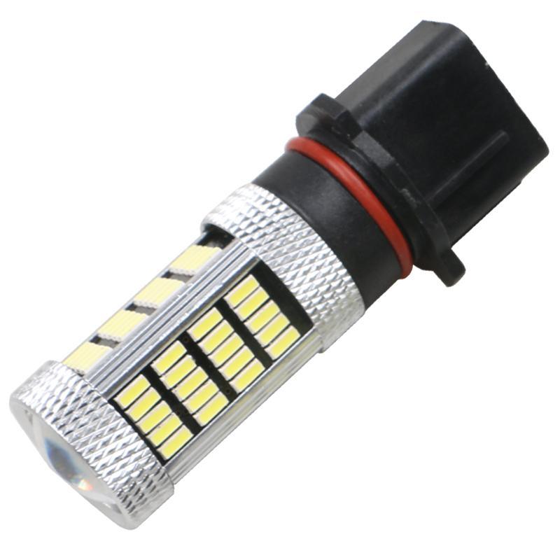 1pc New haute puissance de LED de remplacement Ampoules voiture Phares anti-brouillard, Feux de jour, DRL Lampes 12V jaune Ice Blue